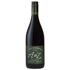 A to Z - Pinot Noir