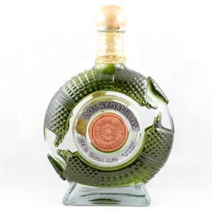 Dos Armadillos Super Premium Tequila - Plata