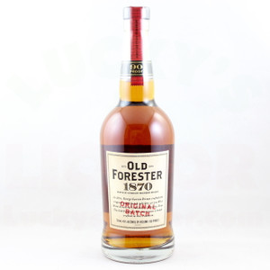 Old Forester - 1870 Original Batch - Kentucky Straight Bourbon Whiskey
