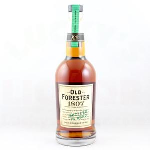 Old Forester - 1897 Bottled In Bond - Kentucky Straight Bourbon Whiskey
