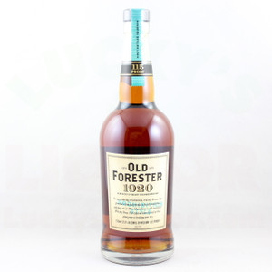 Old Forester - 1920 Prohibition Style - Kentucky Straight Bourbon Whiskey