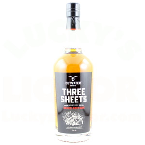 CutWater Spirits - Three Sheets Barrel Aged Rum
