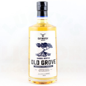 CutWater Spirits - Old Grove Barrel Rested Gin