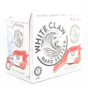 White Claw Hard Seltzer - Raspberry