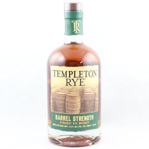 Templeton Rye - Barrel Strength Straight Rye Whiskey
