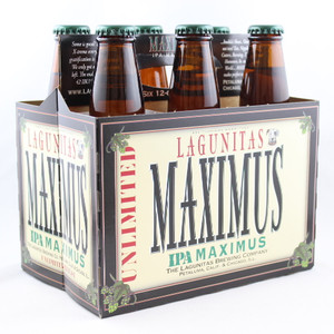 Lagunitas Brewing Co. Maximus IPA