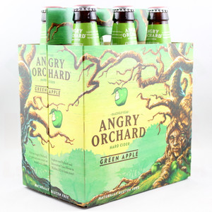 Angry Orchard Hard Cider - Green Apple
