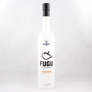 CutWater Spirits - FUGU Habanero Flavored California Small Batch Vodka