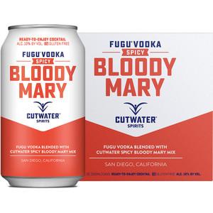 CutWater Spirits - FUGU Spicy Bloody Mary