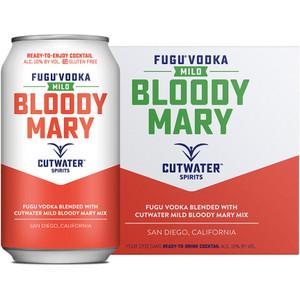 CutWater Spirits - FUGU Mild Bloody Mary