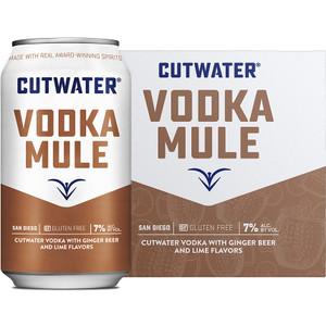CutWater Spirits - FUGU Vodka Mule