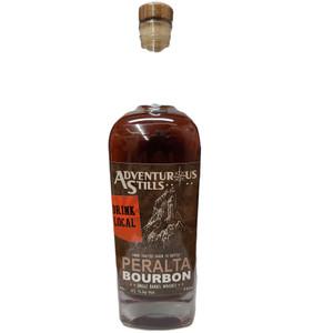 Adventurous Stills - Peralta Single Barrel Bourbon