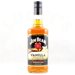 Jim Beam Vanilla Flavored Whiskey