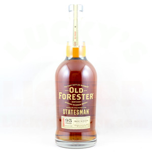 Old Forester - Statesman - Kentucky Straight Bourbon Whiskey