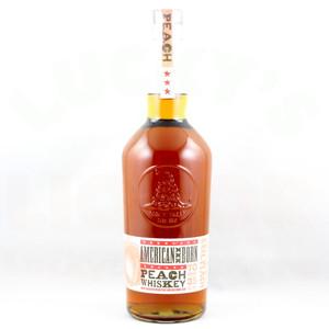 American Born Peach Whiskey