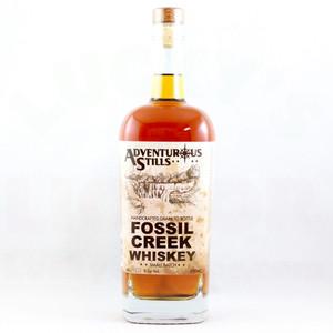 Adventurous Stills - Fossil Creek Small Batch Whiskey