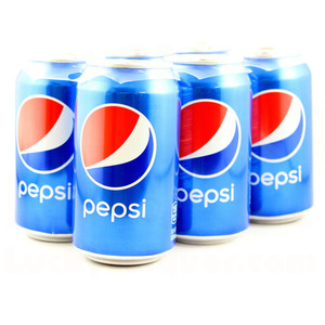 Pepsi - 12 Fl. Oz. Cans - 6 Pack