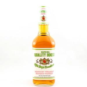 Heave Hill Quality House Bourbon