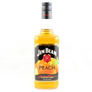 Jim Beam Peach Flavored Whiskey