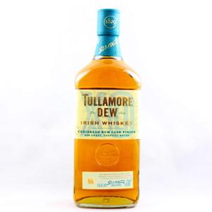 Tullamore Dew - Caribbean Rum Cask Finish - Irish Whiskey