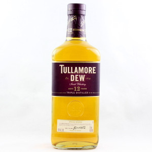 Tullamore Dew - 12 Year Special Reserve - Irish Whiskey