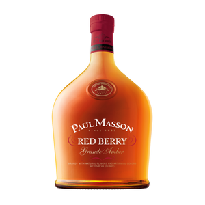 Paul Masson Red Berry Flavored Brandy