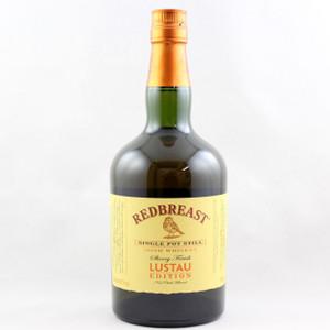 Redbreast Single Pot Still Irish Whiskey - Sherry Finish Lustau Edition