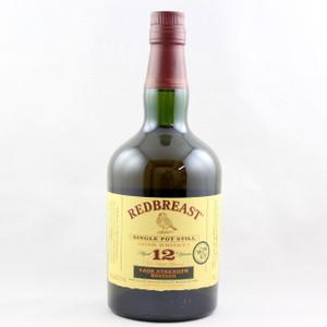 Redbreast Single Pot Still Irish Whiskey - 12 Year Cask Strength