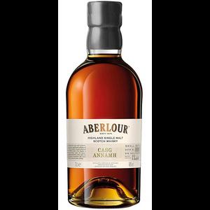 Aberlour - Casg Annamh - Single Malt Scotch Whisky