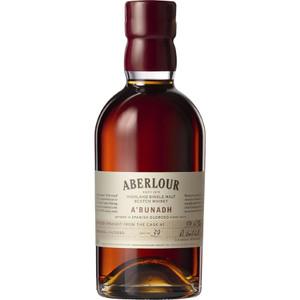 Aberlour - A'Bunadh - Single Malt Scotch Whisky
