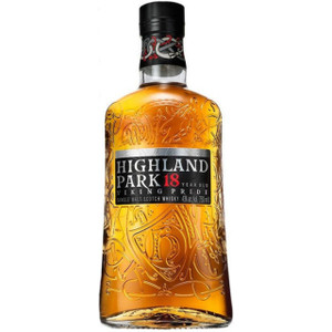 Highland Park 18 Year Single Malt Scotch Whisky