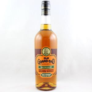 Old Grand-Dad Bonded Kentuckey Straight Bourbon Whiskey
