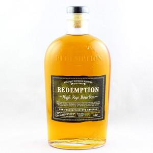 Redemption High Rye Bourbon Whiskey