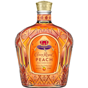 Crown Royal - Peach - Flavored Canadian Whiskey