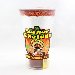 Senor Chelada Michelada Cup