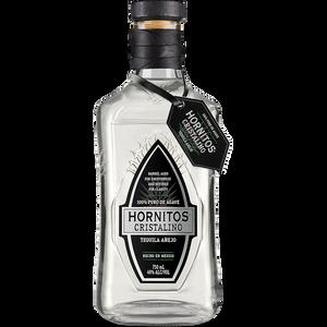 Hornitos Cristalino Anejo Tequila