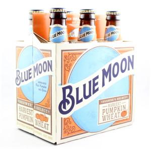 Blue Moon - Harvest Pumpkin Wheat