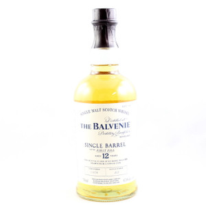 The Balvenie First Fill 12 Year Single Malt Scotch Whisky