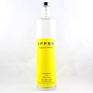 Effen Yuzu Citrus Flavored Vodka