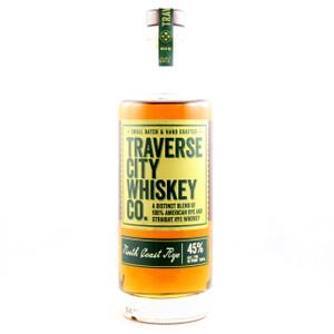Traverse City North Coast Rye Whiskey