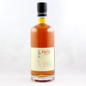 Kaiyo Cask Strength Japanese Whisky