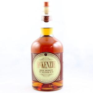 McKenzie Straight Bourbon Whiskey