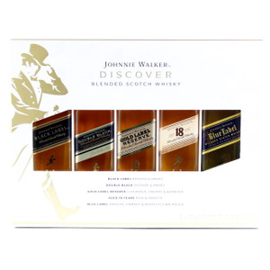 Johnnie Walker Discover Collection
