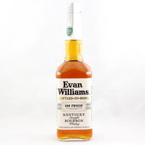 Evan Williams Bottled in Bond Kentucky Straight Bourbon Whiskey