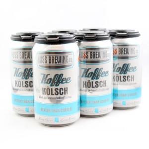 Huss Brewing Co. - Koffee Kolsch