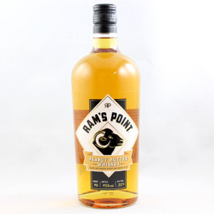 Ram's Point Peanut Butter Flavored Whiskey