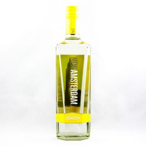 New Amsterdam Lemon Flavored Vodka