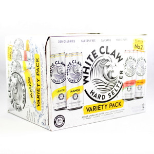 White Claw Hard Seltzer - Variety Pack Flavor Collection No. 2