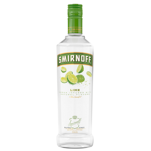 Smirnoff - Lime Flavored Vodka