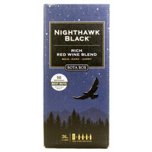 Bota Box Nighthawk Black Red Blend